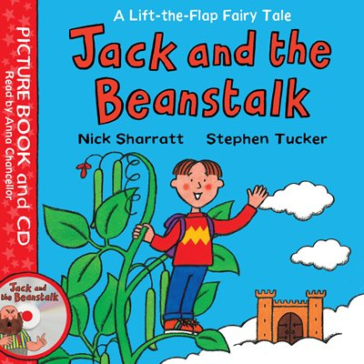 Book cover for Jack and the Beanstalk